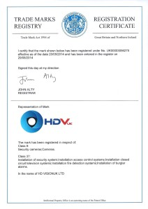 HDV Trademark Registration_1